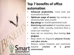 4 top 7 benefits of office automation advantages of office automation