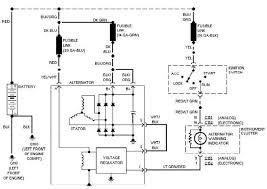 mitsubishi alternator wiring diagram mitsubishi alternator circuit diagram pdf alternator auto wiring diagram on mitsubishi alternator wiring diagram