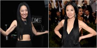 <b>Vera Wang</b> says secret to abs at 70 is vodka, sleep, and 'not much sun'