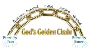 Image result for the golden chain of redemption