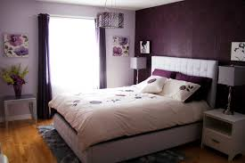 Small Grey Bedroom Decorating Your Your Small Home Design With Unique Simple Purple