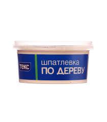 <b>Шпатлевка</b> по дереву <b>Текс</b> сосна 0,75 кг — купить в Петровиче в ...