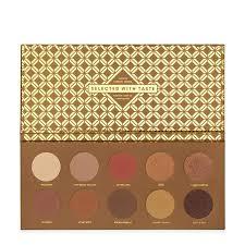 <b>ZOEVA Caramel Melange Eyeshadow</b> Palette 14.2g – Cloud 10 ...