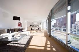model living rooms: one york street model living room