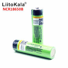Hot <b>liitokala</b> 100% <b>New</b> Original <b>NCR18650B 3.7 v</b> 3400 mah 18650 ...