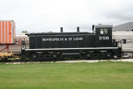 Minneapolis and St. Louis Railway