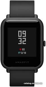 <b>Amazfit</b> Bip (черный) <b>умные часы</b> купить в Минске