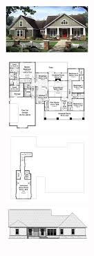 ideas about Bedroom House Plans on Pinterest   Bedroom    Bungalow House Plan   Total Living Area  sq  ft