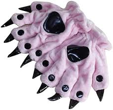 Amazon.co.jp: Lucaso Cute Gloves, <b>Dinosaur Hand Shape</b>, With ...