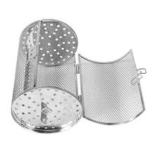 Amazon.com : Zerone <b>Coffee</b> Grill Basket, 12X18cm Stainless Steel ...