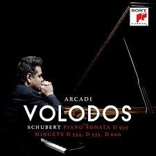 <b>SCHUBERT</b> Piano Sonata No 20. Minuets (<b>Volodos</b>)