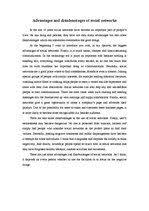 essay on social networking disadvantages  essay social networking        essay about advantages and disadvantages of social networking