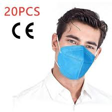 Generic <b>KN95</b> Face Masks 95% Filtration Anti Virus Features <b>KF94</b> ...