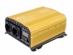 <b>Ritmix RPI</b>-<b>6102</b> Pure Sine <b>инвертор</b> автомобильный 12-220в 600Вт