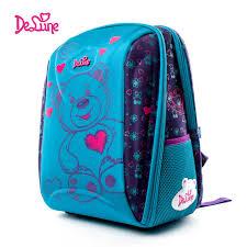 <b>Delune Brand</b> 1 5 <b>Grade</b> Fashion School Bags Kids 1 003 ...