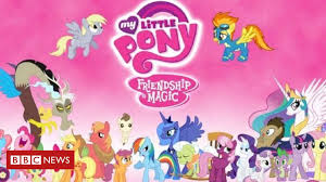 <b>My Little</b> Pony toymaker sued over alleged font misuse - BBC News