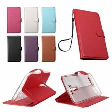 Mohoo Flip Leather Case Wallet Cover Stand Case For ASUS ...