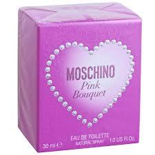 <b>Туалетная</b> вода <b>Moschino Pink Bouquet</b>, 30 мл   Магнит Косметик