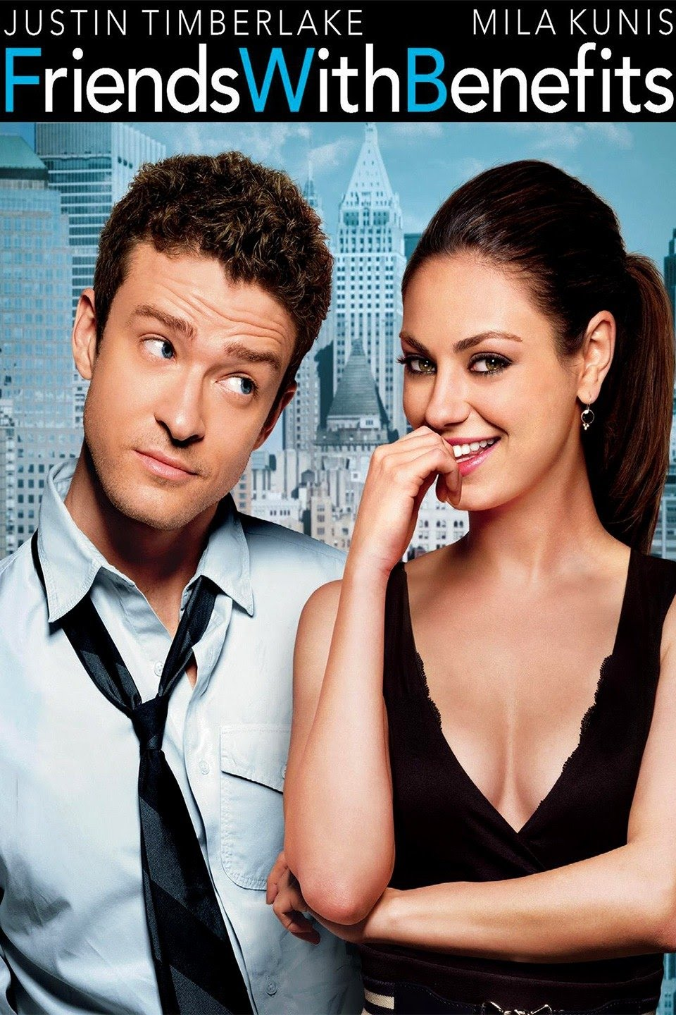 Download Friends with Benefits (2011) Dual Audio (In Hindi) 480p [400MB] || 720p [1GB]