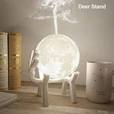 LIGHTYZR Humidifiers 880ML Ultrasonic Moon Air ... - Amazon.com