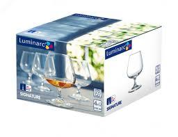 "Набор <b>бокалов для коньяка Luminarc</b> ""Эталон"", 410 мл, 4 шт ..."