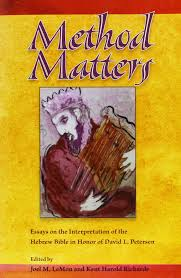 method matters essays on the interpretation of the hebrew bible method matters essays on the interpretation of the hebrew bible in honor of david l petersen society of biblical literature resources for biblical