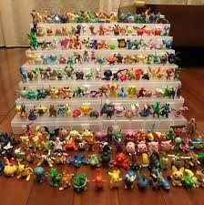 Large <b>250pcs</b> The most complete Pokemon Go Action Figure Toy <b>3</b> ...