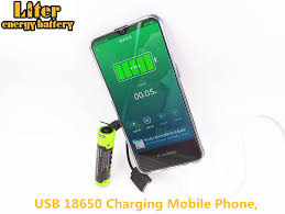 <b>4pcs</b>/lot Liter Energy Battery 100% New Original Ncr18650b 3.7v ...
