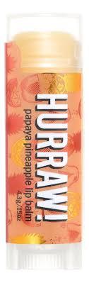 <b>Бальзам для губ</b> Papaya <b>Pineapple</b> Lip Balm 4,3мл Hurraw ...