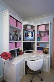 kids desks for bedrooms also stereo speaker kits close to panasonic 14 inch tv alongside pink bedroom desk unit home