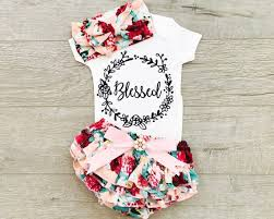 <b>Newborn</b> Girl Coming Home Outfit, <b>Baby Girl</b> Outfits To Wear Home ...