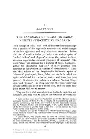 the language of class in early nineteenth century england springer inside