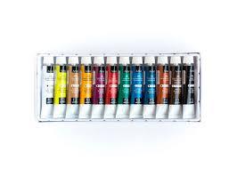 <b>Малевичъ Набор масляных красок</b> 12 цветов по 12 мл ...