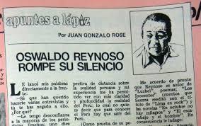 Resultado de imagen para Oswaldo Reynoso