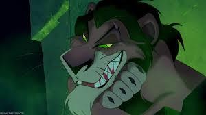 Image result for scar lion king