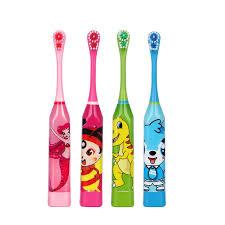 PH BUYEASY Azdent <b>Children Electric Toothbrush</b> Cartoon Patterh ...