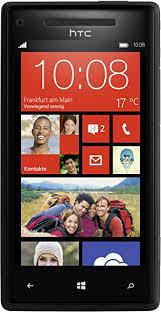 HTC Windows Phone 8X Smartphone 4,3 Zoll schwarz: Amazon.de ...