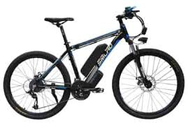 [$32 Coupon Code ] <b>Smlro C6</b> Electric Mountain Bike
