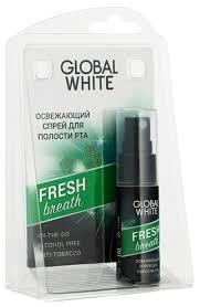 <b>Global White</b> Освежающий спрей — купить по выгодной цене на ...