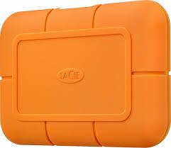 Купить Внешний <b>жесткий диск LaCie</b> 1TB <b>Rugged</b> USB-C + ...