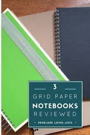 newgridpapernotebookpin jpg mead cambridge quad ruled notebook a review of 3 graph paper notebooks also called grid paper notebooks from penelope