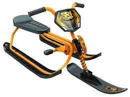 <b>Снегокат</b> детский <b>Snow Moto</b> SnowRunner SR1 Orange SSC <b>12008</b>