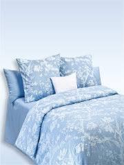 3 999 ₽ 3 999 ₽ <b>Cotton</b>-Dreams <b>Постельное белье</b> Комо голубой ...