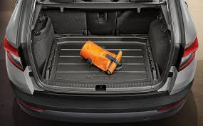 <b>Пластиковый поддон в багажник</b> - 57A061162