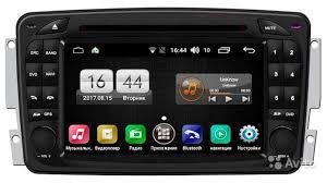 <b>Штатная магнитола FarCar</b> L171 для Mercedes купить в Москве ...