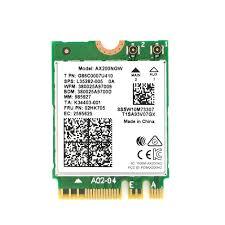 <b>Dual Band 2400Mbps Wireless</b> WLAN Wi-Fi Card, AX200NGW ...