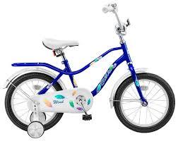 Детский <b>велосипед STELS Wind 16</b> Z020 (2018) — купить по ...