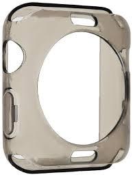 <b>Чехол</b> силиконовый <b>EVA для Apple</b> Watch 38mm - Серый <b>Eva</b> ...