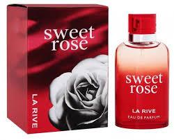 Купить Парфюмерная вода <b>женская</b> La Rive Sweet <b>rose</b>, 90 мл в ...