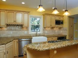 simple decorate top kitchen